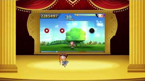 "Theatrhythm Final Fantasy Curtain Call - ""Legacy of Music Final Fantasy IV - VI"" trailer"