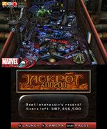 Marvel Pinball 3D screenshot 4