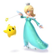 Rosalina - Super Smash Bros.