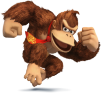 Donkey Kong - Super Smash Bros.
