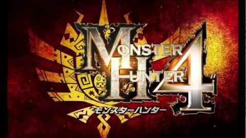 Monster Hunter 4 - Capcom Game Jam trailer