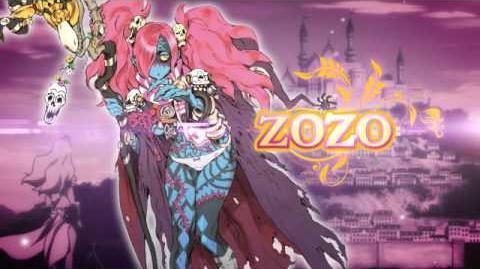 Code of Princess - Character Showcase Trailer