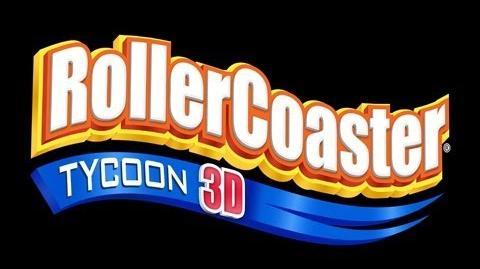 Roller Coaster Tycoon 3D Teaser Trailer