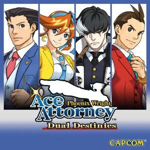 Ace Attorney 5 box art