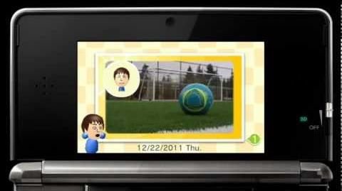 3DS Nintendo eShop - Swapnote Trailer