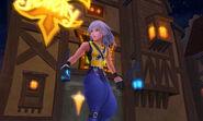 Kingdom Hearts 3D screenshot 5