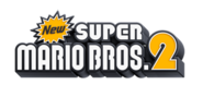 New Super Mario Bros. 2 logo