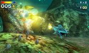 Star Fox 64 3D screenshot 15