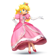 Peach - Super Smash Bros.