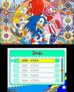 Sonic shuffle3DS