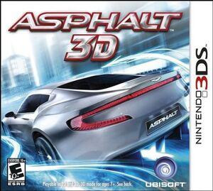 Asphalt 3D cover