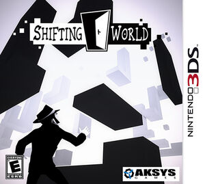 Shifting World box art