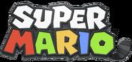 Super Mario 3D logo
