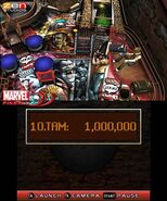 Marvel Pinball 3D screenshot 2