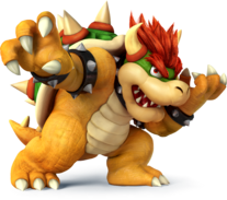 Bowser - Super Smash Bros.