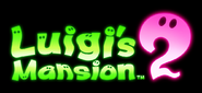 Luigi's Mansion 2 EU logo