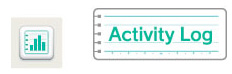 Activity Log logo