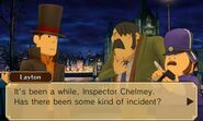 Professor Layton vs. Phoenix Wright screenshot 40