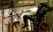 Resident Evil Mercenaries screenshot 3