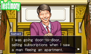 Phoenix Wright Ace Attorney Trilogy screenshot 16