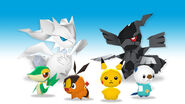 Pokemon Rumble Blast promotional image