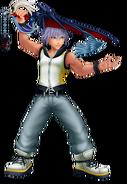 Riku Battle (Kingdom Hearts 3D)