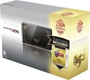 The Legend of Zelda Special Edition 3DS case