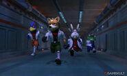 Star Fox 64 3D screenshot 6