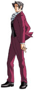Ace Attorney 123 - Miles Edgeworth