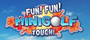 Fun-Fun-Minigolf-Touch-Logo