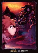 Kid Icarus Uprising - Medusa Animated Short pic