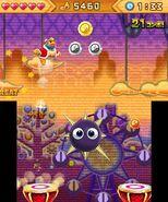 Kirby Triple Deluxe screenshot 12