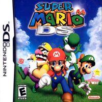 Super Mario 64-front