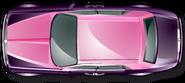 Pink rolls