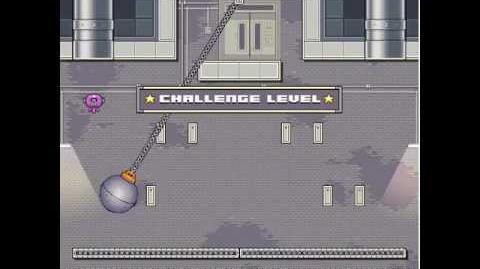 Nitrome Must Die - Challenge Level 19 Level 93