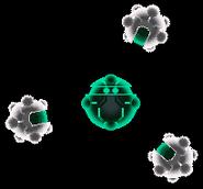 Green Supervirus