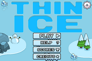 Thin Ice Front Screen