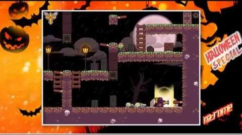 Nitrome Turn-Undead Level 20 with Cross
