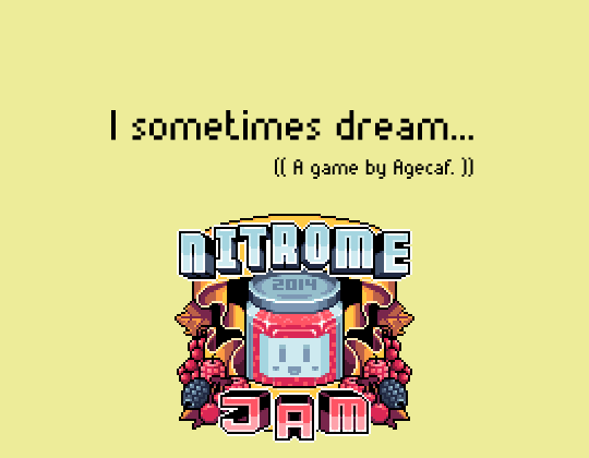 File:I sometimes dream... menu.png