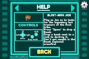 Mega Mash Help Blast Man Joe