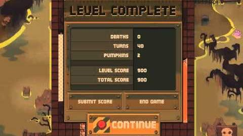 Stumped - Level 20 Ending