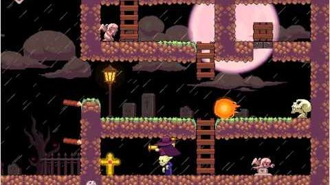 Turn Undead - level 14 cross