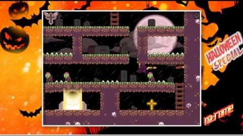 Nitrome Turn-Undead Level 22 with Cross