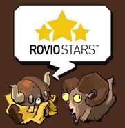 Why rovio stars website
