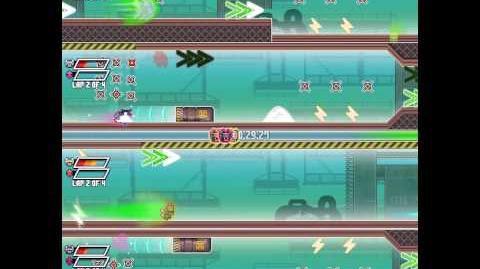 Rush - Level 9 (100cc)