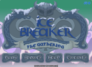 Ice Breaker Gathering menu