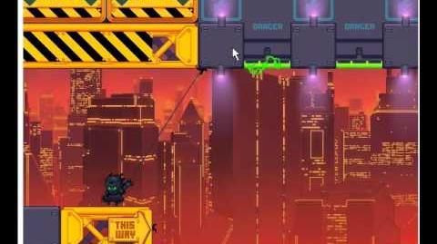 Final Ninja Level 18 Secret Area