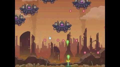 Nitrome Bullethead level 14