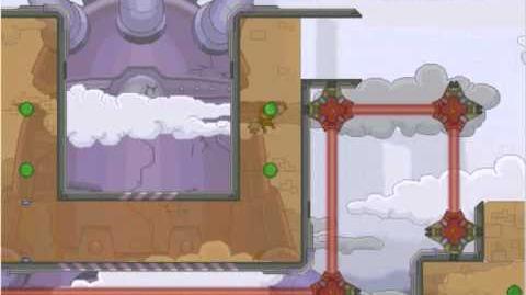 Glassworks walkthrough-level 17