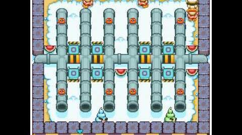 Bad Ice-Cream - level 40 (last level) ending